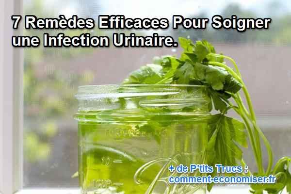 7 Remèdes Efficaces Pour Soigner une Infection Urinaire.
