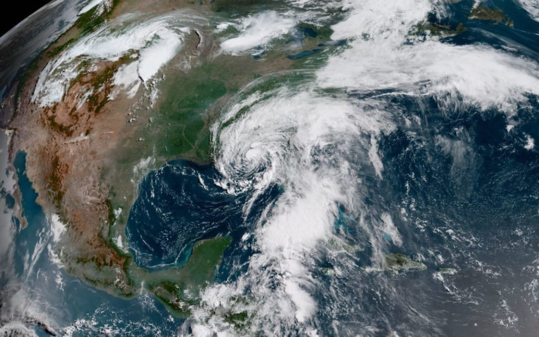 Les ouragans se déplacent de plus en plus lentement
