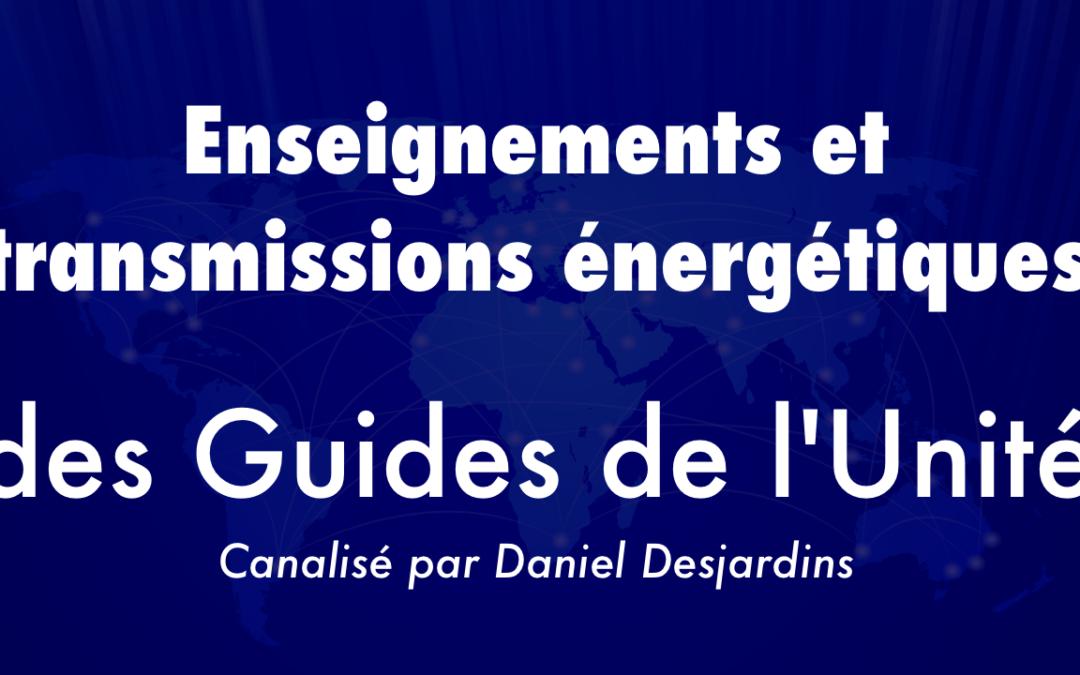 Enseignements et transmissions énergétiques