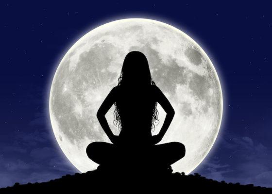 Astrologie intuitive : Pleine Lune de mars 2019