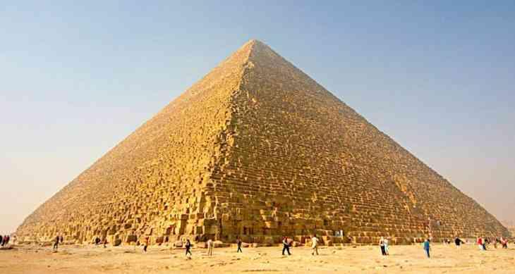 Des physiciens affirment que la grande pyramide de Gizeh focalise de l'énergie électromagnétique