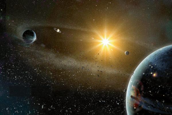 Parmi les êtres présents sur Terre, il y a comme deux familles distinctes