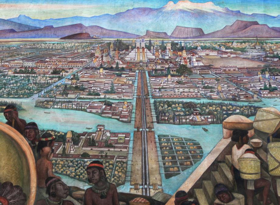 Quand les Aztèques faisaient de la permaculture !