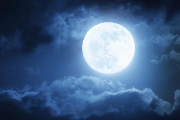 La Pleine Lune du 19 avril 2019
