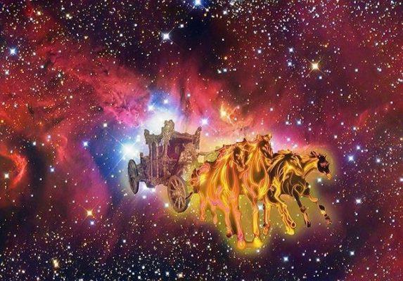 Les chariots de feu, soins sonores d'Arcturus