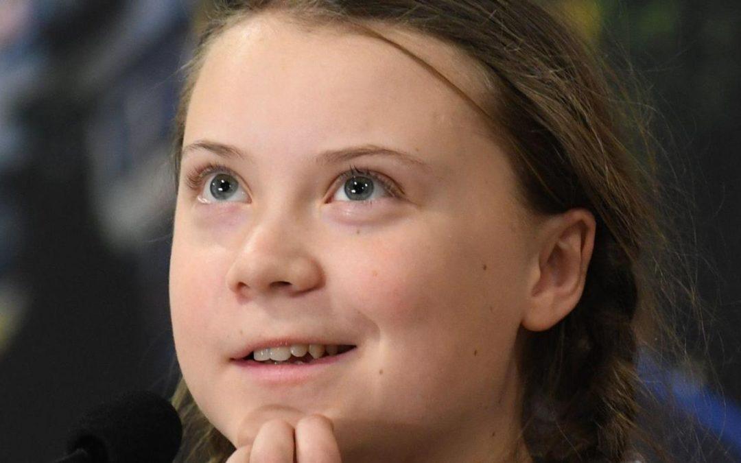 Climat Greta Thunberg, l'ado qui appelle «les enfants à se mettre en colère»