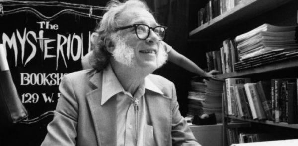 Les prédictions pour 2019 qu'Isaac Asimov a fait il y a 35 ans