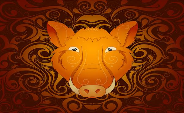 Astrologie chinoise 2019, l'année du cochon de terre brune