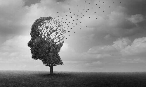 Le délire dans la maladie d'Alzheimer