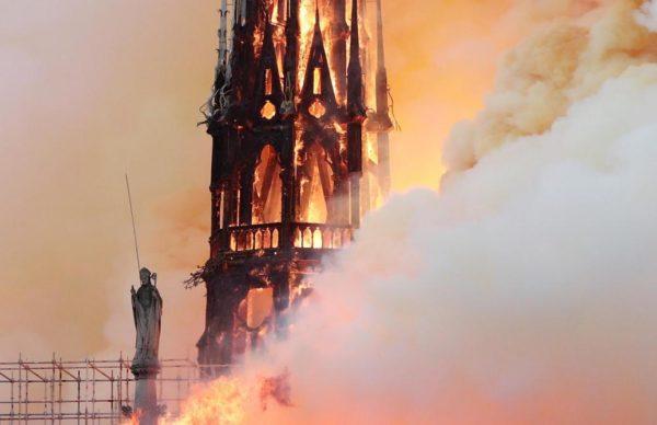 «Des flammes, des tourbillons d'étincelles»: quand Victor Hugo décrivait l'incendie de Notre-Dame de Paris