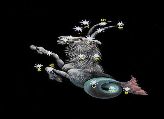 Capricorne le signe de l'âme ambitieuse