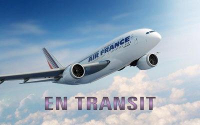 En transit vers la France