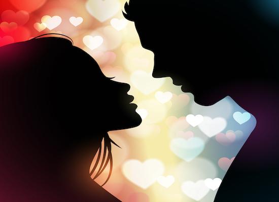 Les âmes soeurs et le baiser du prince charmant…