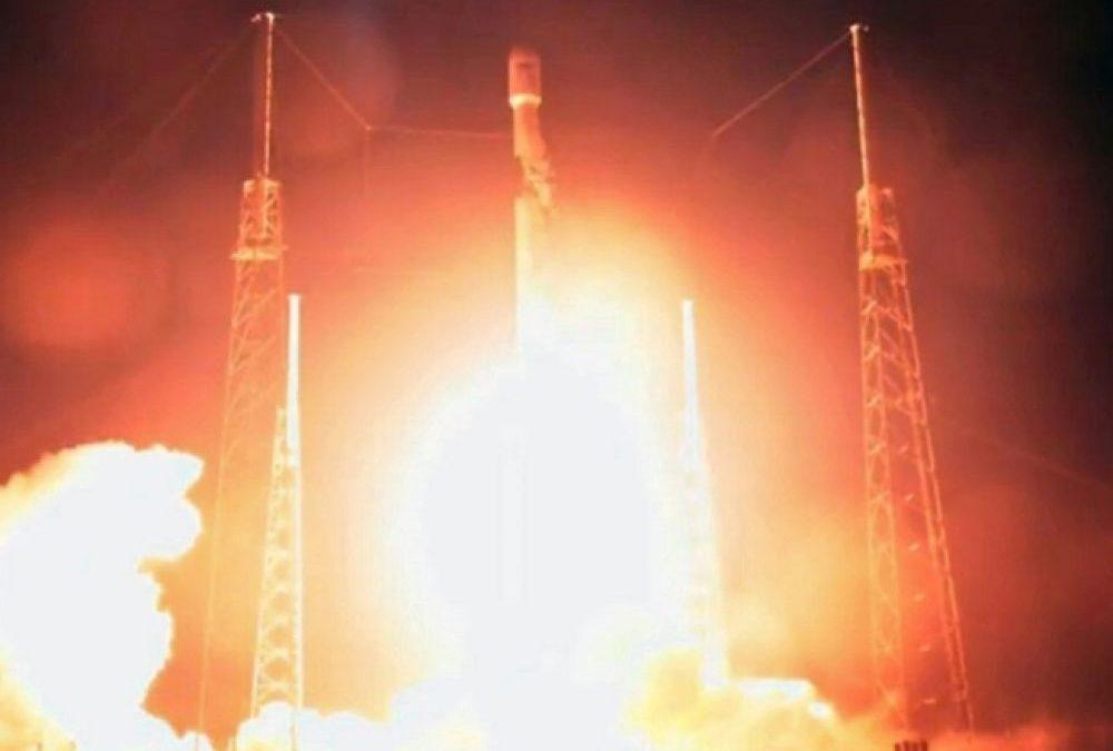La première sonde lunaire israélienne entre dans l'orbite lunaire