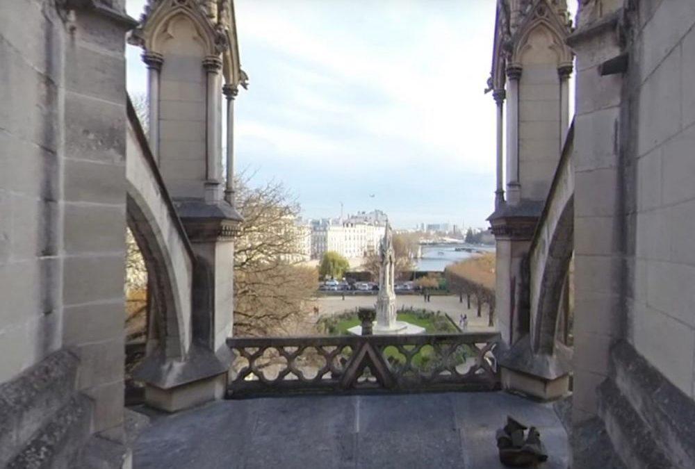 Comment une équipe de vidéastes a pu immortaliser Notre-Dame en réalité virtuelle 3D trois mois avant le drame