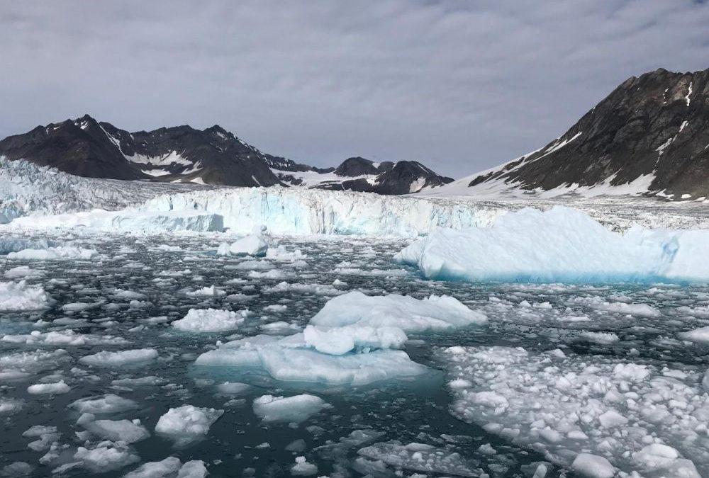 """Au Groenland, les glaciers fondent de plus en plus vite. Et """"ça fait peur"""""""