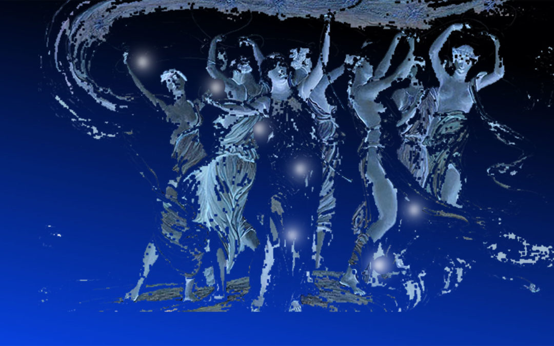 Les sept filles d'Atlas
