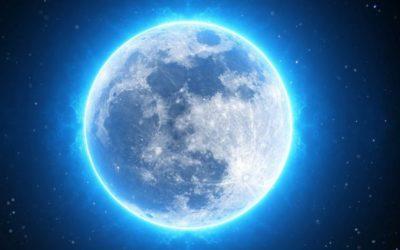 Pleine Lune du 28 janvier en Lion
