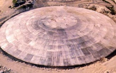 Déchets nucléaires : le dôme de béton des îles Marshall désormais fragilisé