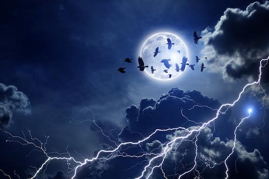Préparez-vous à une puissante lune en Scorpion le 18 mai 2019