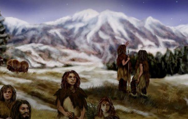 """Néandertal utilisait de la """"colle"""" pour fabriquer des outils de pierre"""