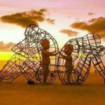 Nos Anges Terrestres et la phobie des conflits