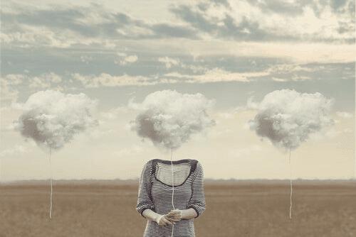 Les pensées irrationnelles ne sont pas synonymes de pensées positives