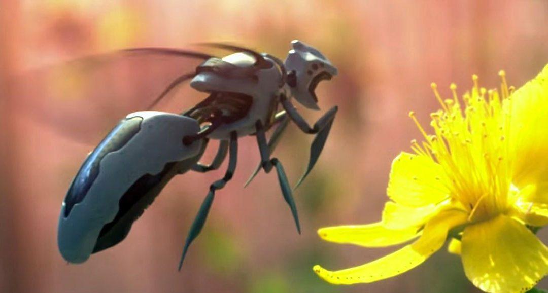 Les drones abeilles : une révolution ?