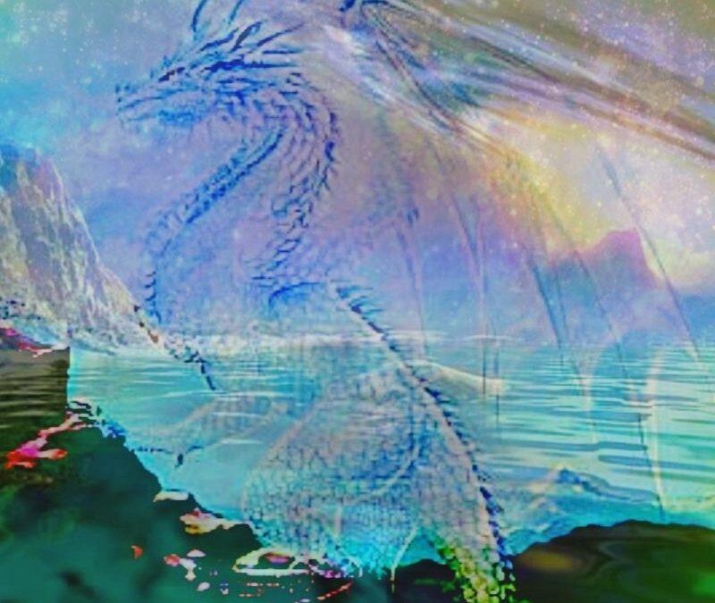 Le Dragon de Cristal dit des Étoiles
