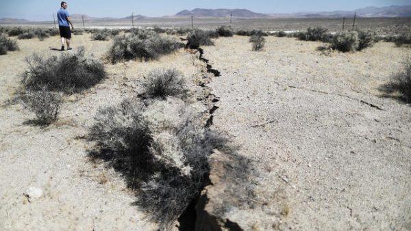 Californie : une importante faille tectonique s'active pour la première fois depuis un demi-millénaire