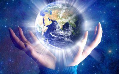 Transformation de l'Énergie Supérieure et Naissance d'une Nouvelle Terre