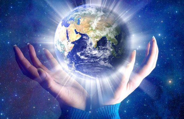 La Vie sur la Nouvelle Terre : Couloir de communication de la Lumière