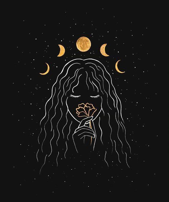Les 8 phases de la lune liées à nos cycles intérieurs