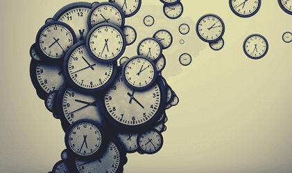 Les deux « horloges » du cerveau pour prévoir l'avenir