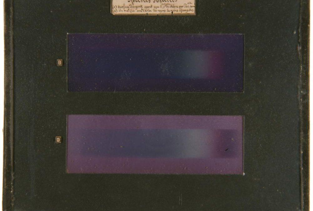 La première photographie couleur enfin expliquée