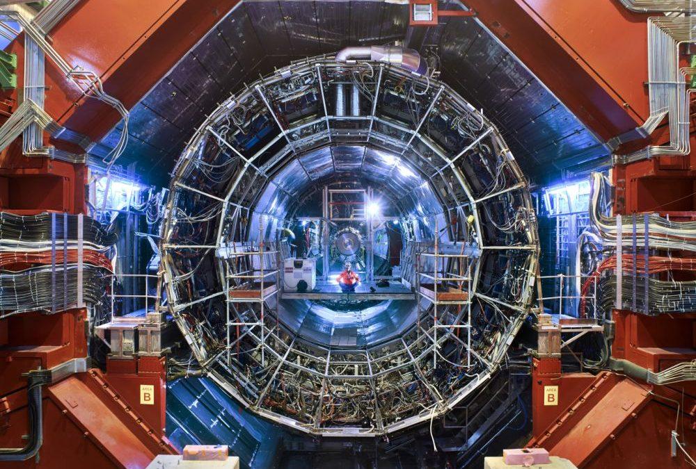 Au Cern, l'expérience Alice aide à traquer la matière noire