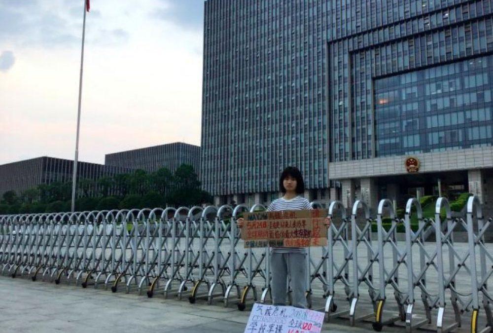Revue de presse Asie : face à la censure, qu'il est dur d'être la version chinoise d'une Greta Thunberg !