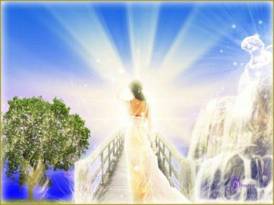 Message de Marie sur l'évolution en cours – partie 19 – 27.11.2020