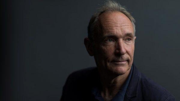 Tim Berners-Lee, le père du web, prépare un nouveau projet