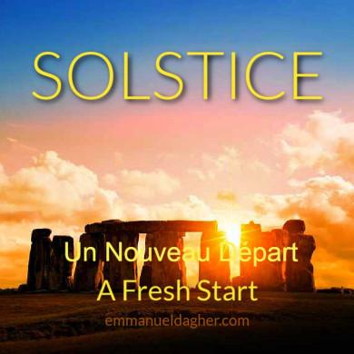 Emmanuel Dagher – joyeux solstice
