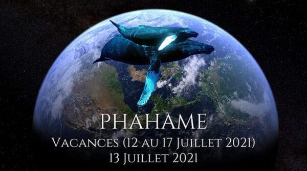 Phahame – 13 Juillet 2021